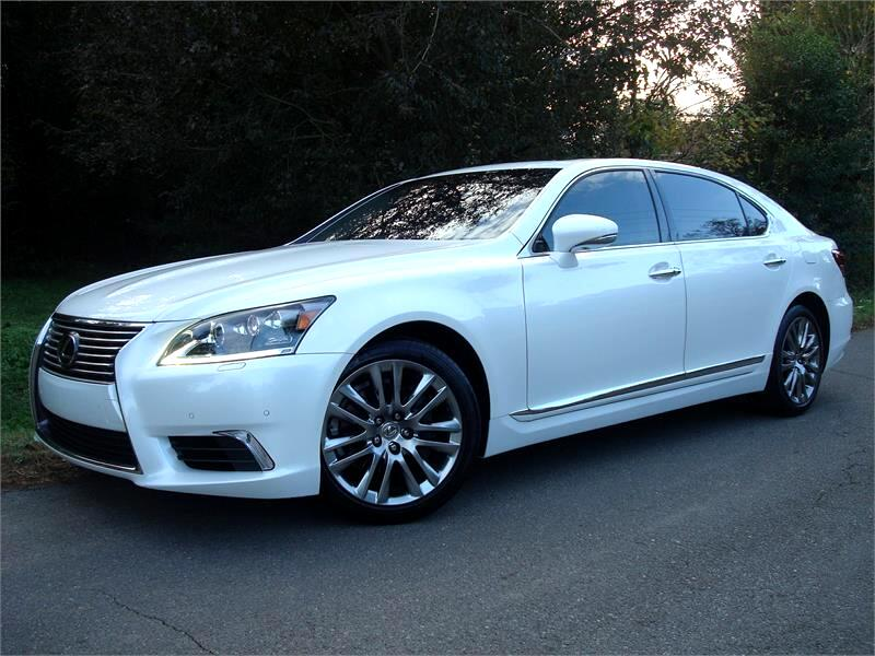 2013 Lexus LS 460 L Luxury Sedan