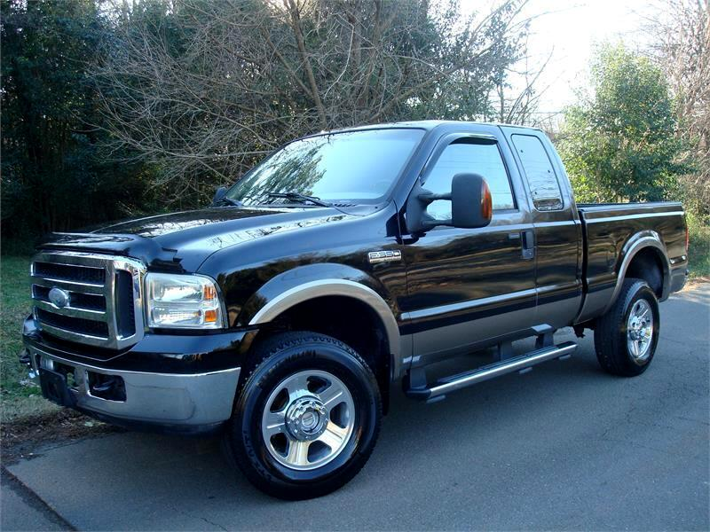 2006 Ford F-350 SD Lariat SuperCab 4WD