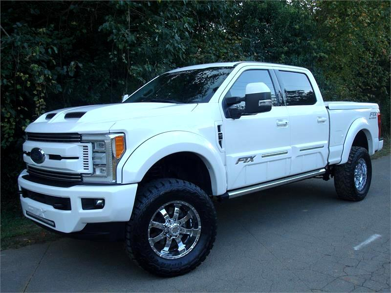 2017 Ford F-250 SD Lariat 4WD Crew Cab 8' Box