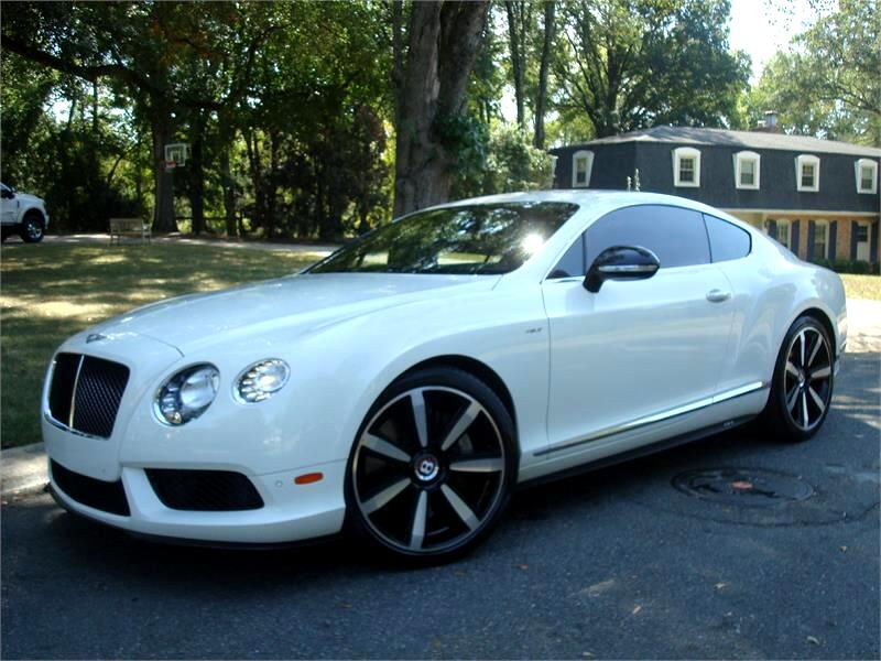 2014 Bentley Continental GT V8 S 2dr Cpe