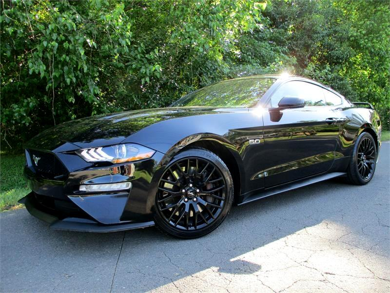 Ford Mustang 2dr Cpe GT Premium 2018