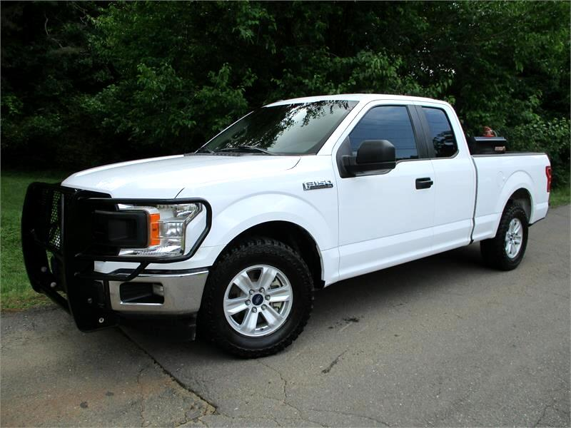 Ford F-150 Lariat 2WD SuperCab 8' Box 2018