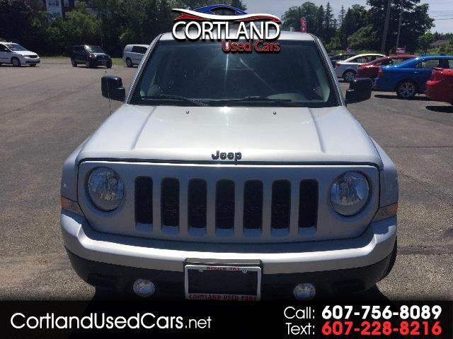 used 2012 jeep patriot sport 4wd for sale in cortland ny 13045 cortland used cars. Black Bedroom Furniture Sets. Home Design Ideas