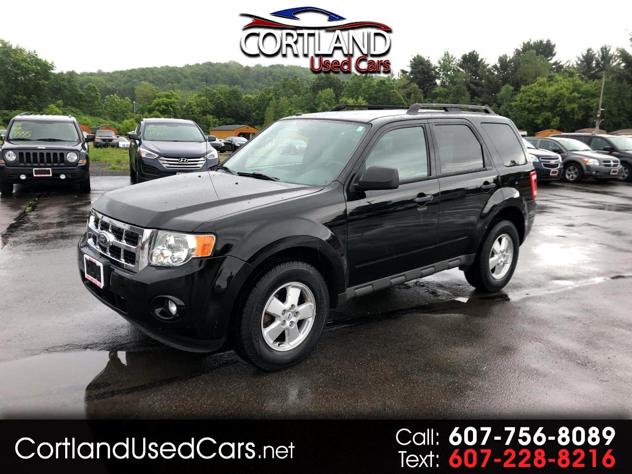 2010 Ford Escape XLT 4WD I4