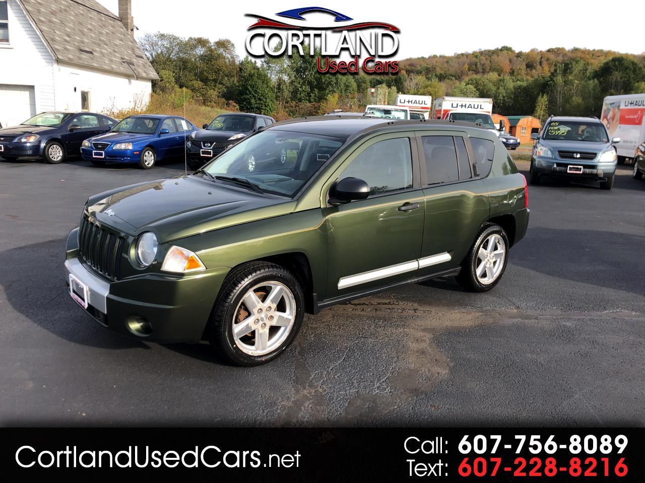 Jeep Compass 4WD 4dr Limited 2007