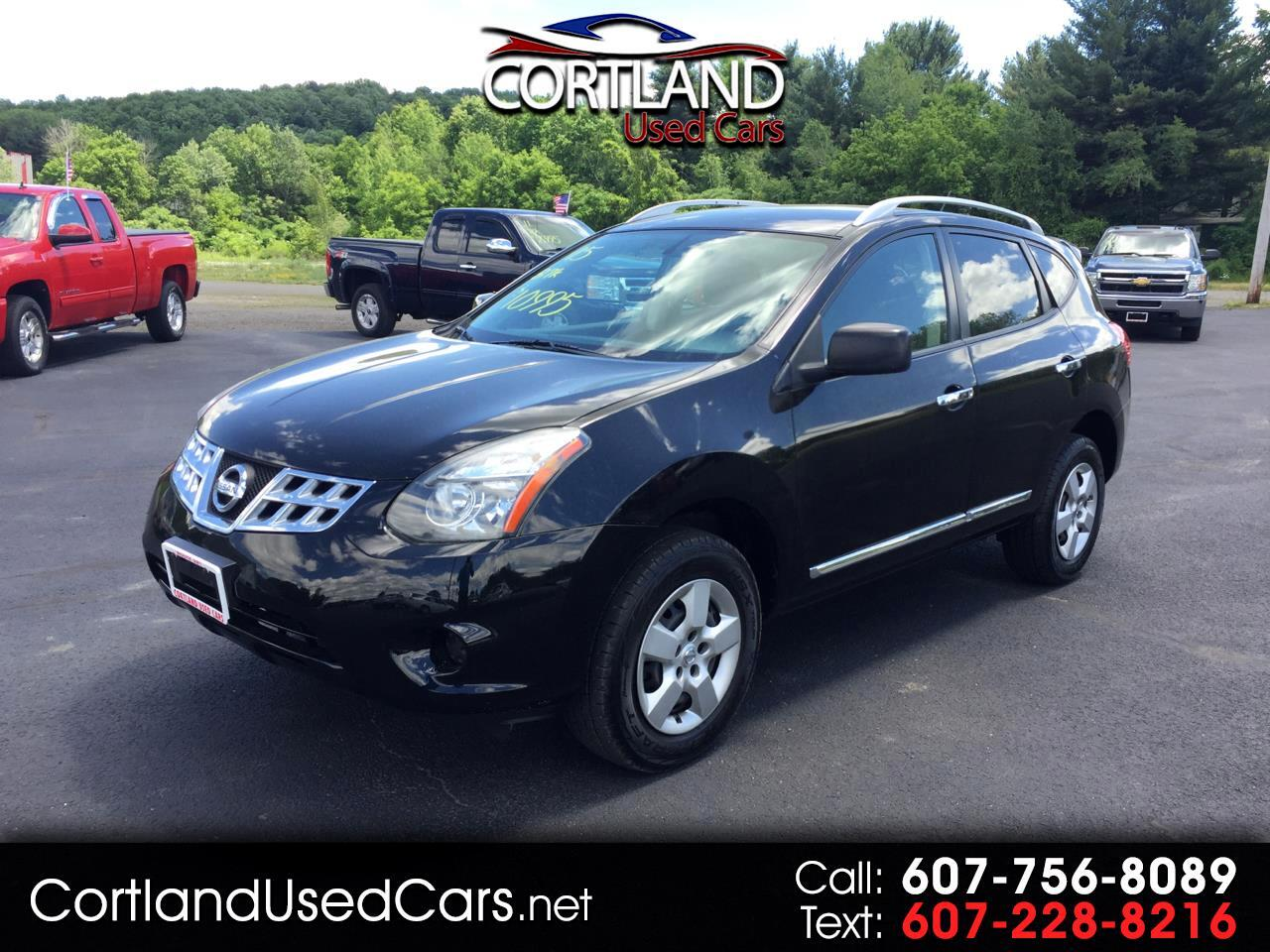Nissan Rogue Select S AWD 2015