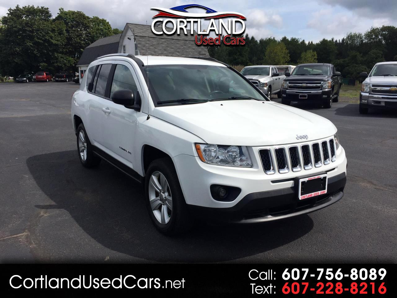 Jeep Compass Latitude 4WD 2013