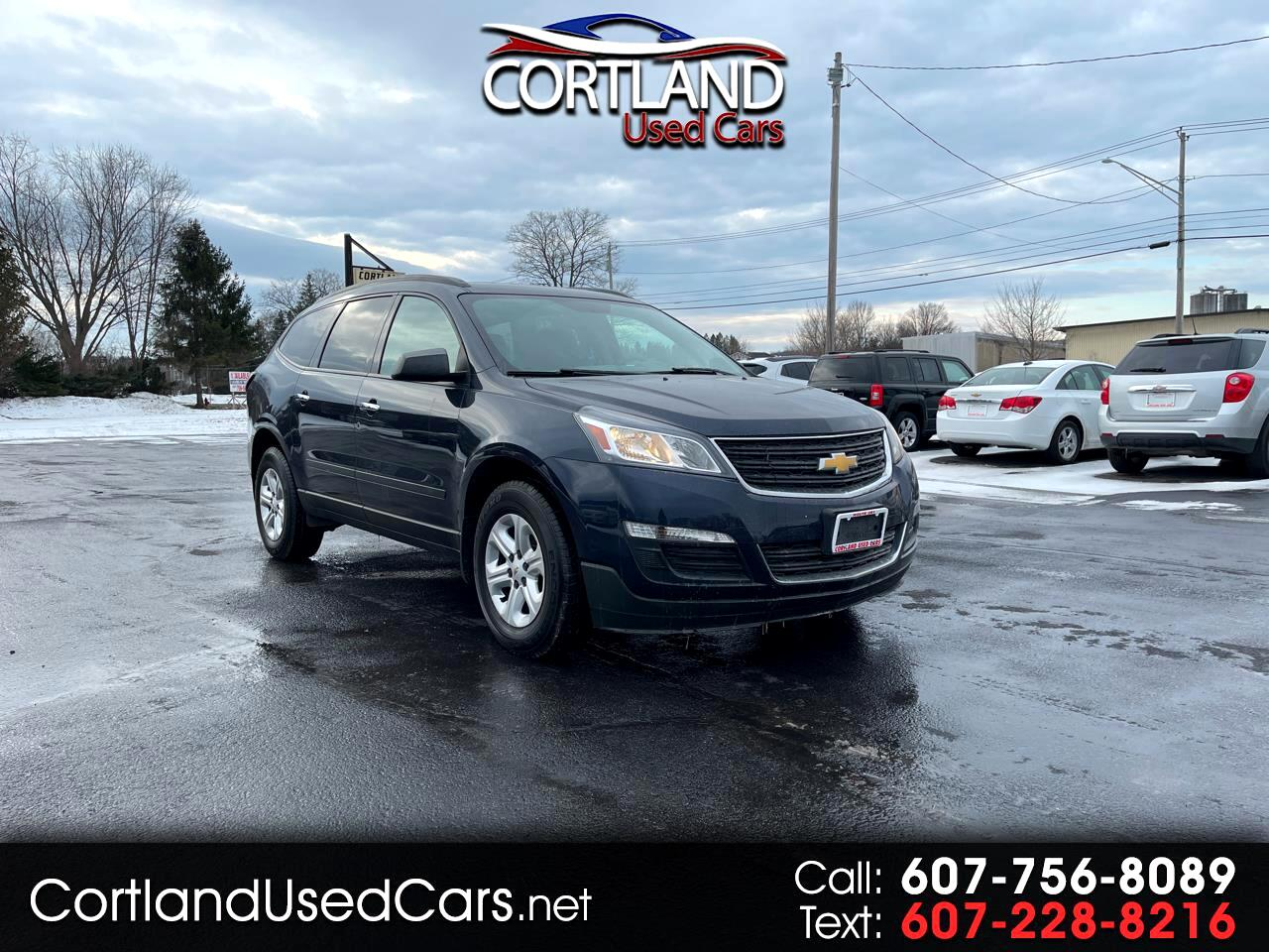 Chevrolet Traverse AWD 4dr LS 2015