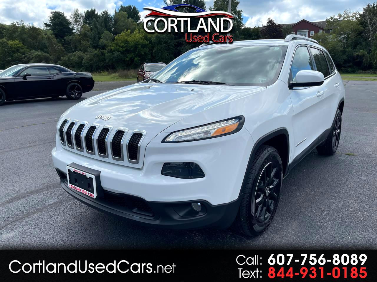 Jeep Cherokee Latitude 4x4 2017