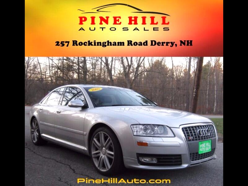 2007 Audi S8 5.2 Sedan Quattro Tiptronic