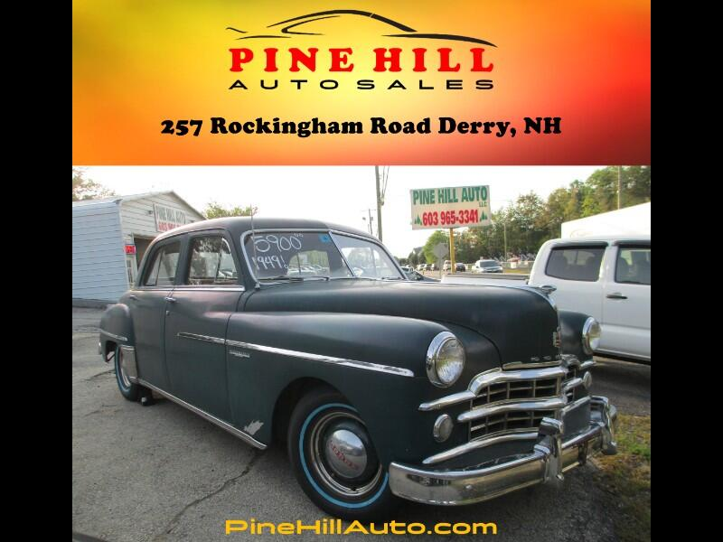 1949 Dodge Meadowbrook Base