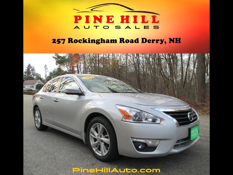 Nissan Altima 4dr Sdn I4 2.5 SL *Ltd Avail* 2013