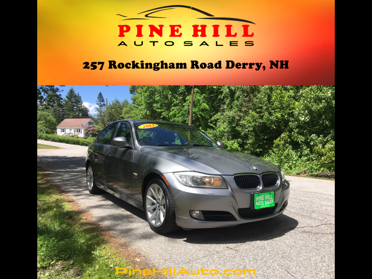 BMW 3 Series 4dr Sdn 328i xDrive AWD SULEV South Africa 2011