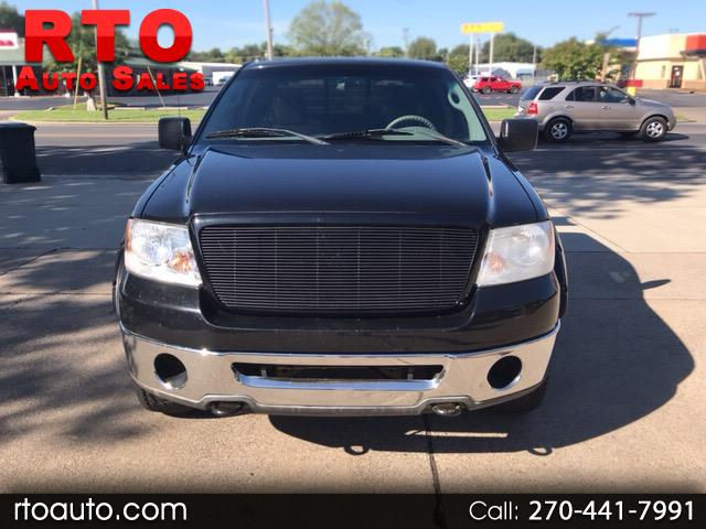 "2006 Ford F-150 Supercab 139"" XLT 4WD"