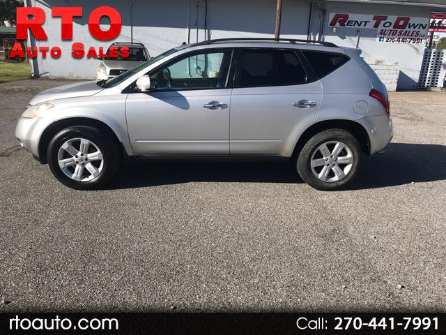 2007 Nissan Murano AWD 4dr S