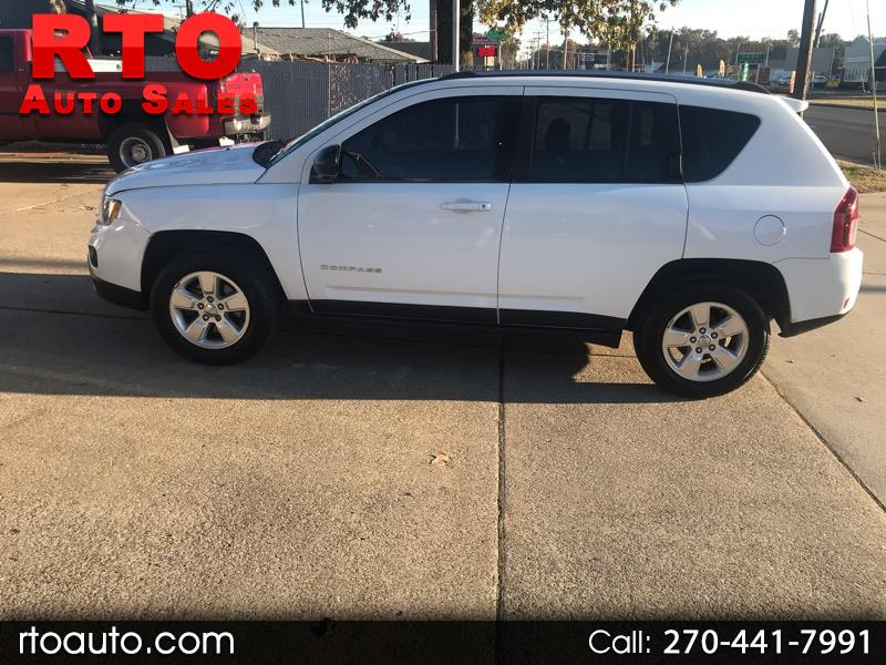 2014 Jeep Compass 2WD 4dr Limited