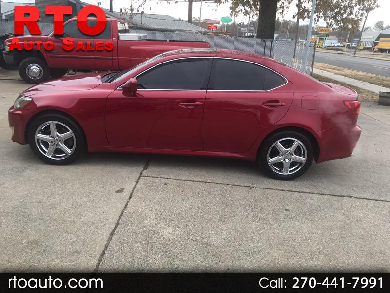 2006 Lexus IS 250 IS 250 AWD