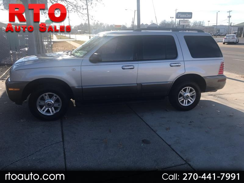 2004 Mercury Mountaineer AWD 4dr V6 Premier