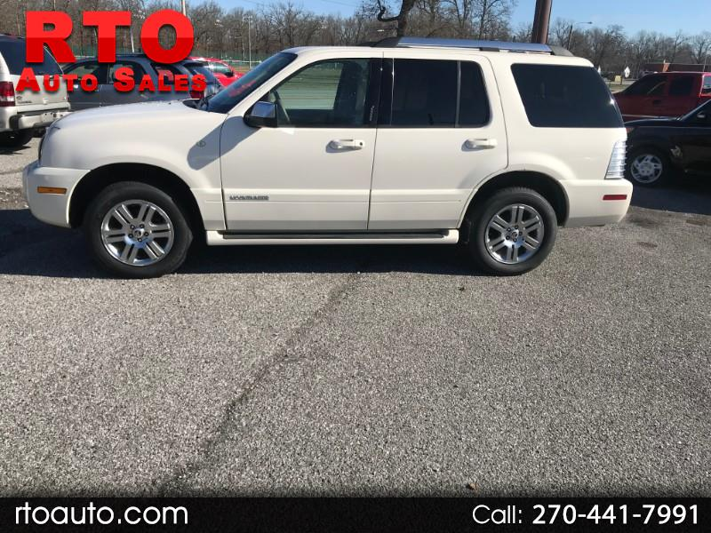 2007 Mercury Mountaineer AWD 4dr V6 Premier