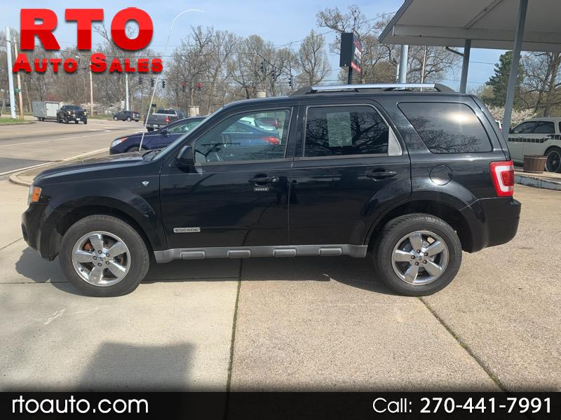 2008 Ford Escape FWD 4dr V6 Auto Limited
