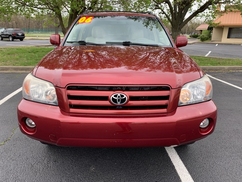 2006 Toyota Highlander 4dr V6 4WD Limited w/3rd Row (Natl)