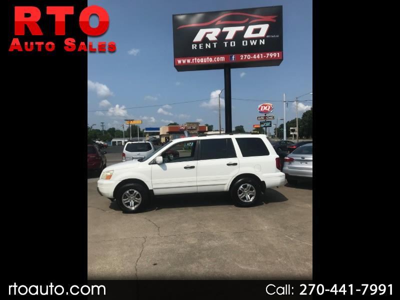 Honda Pilot EX-L AT with RES 2005