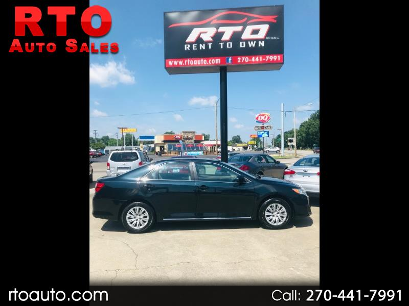 2012 Toyota Camry 4dr Sdn I4 Auto SE Sport Limited Edition (Natl)