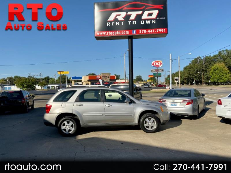 Pontiac Torrent AWD 4dr 2008