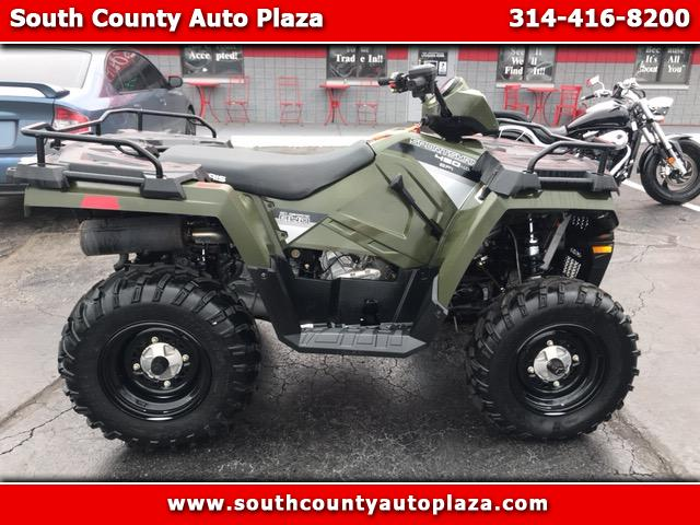 2016 Polaris Sportsman