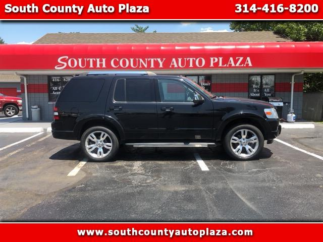 2009 Ford Explorer Limited 4.6L AWD