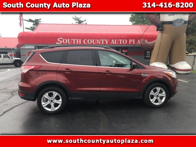 2016 Ford Escape FWD 4dr SEL