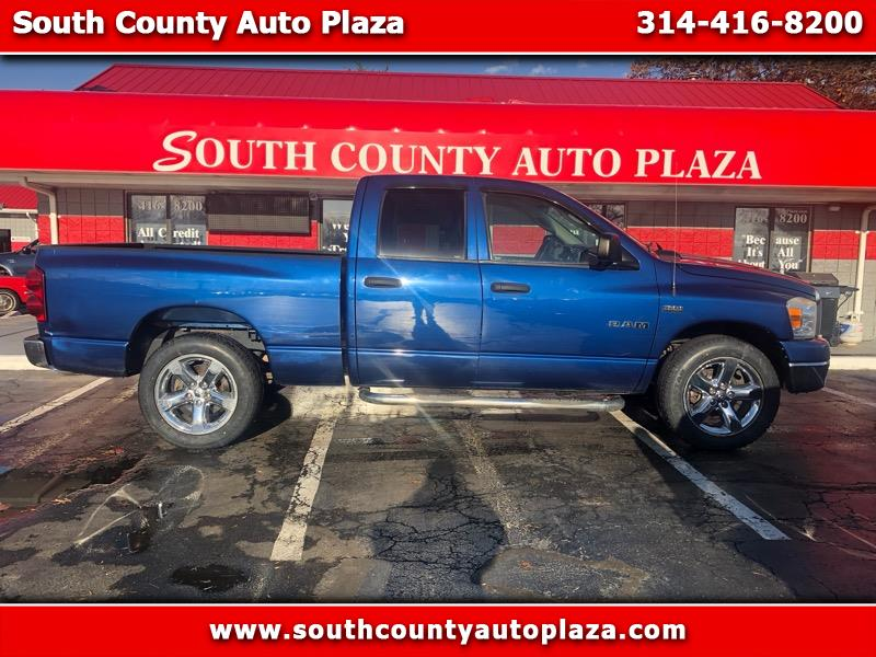 2008 Dodge Ram 1500 Club Cab Long Bed 4WD