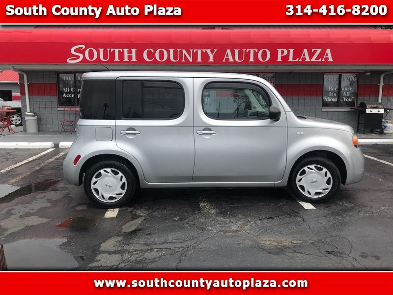2009 Nissan Cube 5dr Wgn Manual S