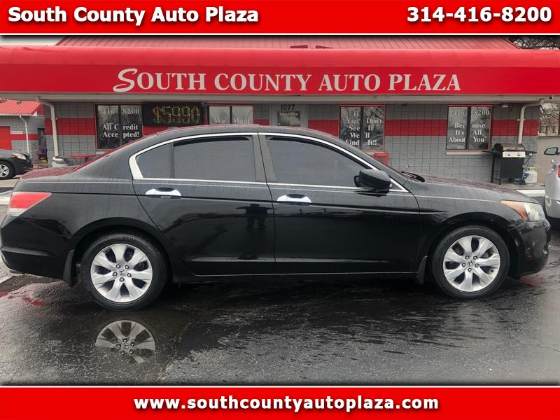2008 Honda Accord 4dr Sedan LX Auto
