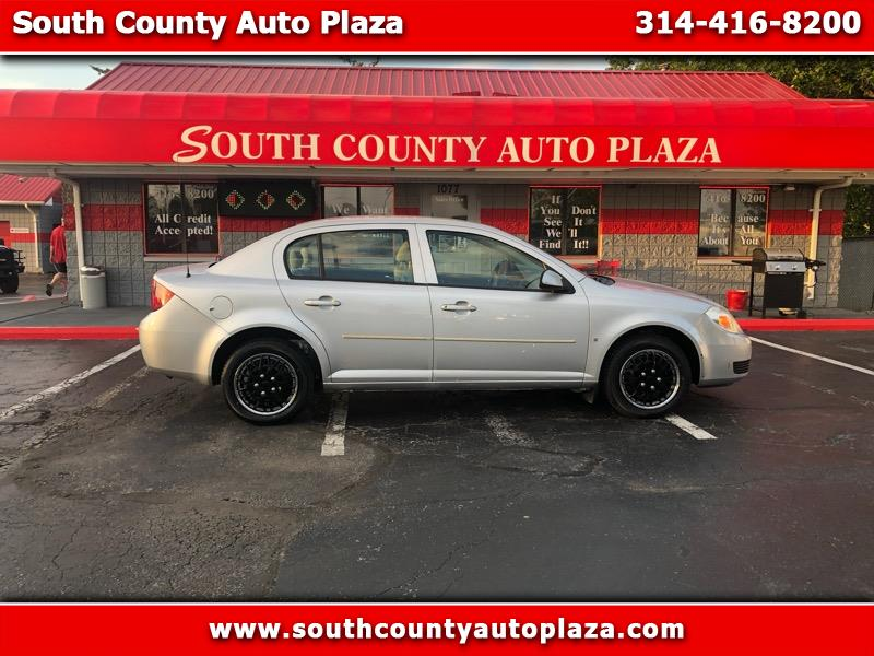 2007 Chevrolet Cobalt LT2 Sedan