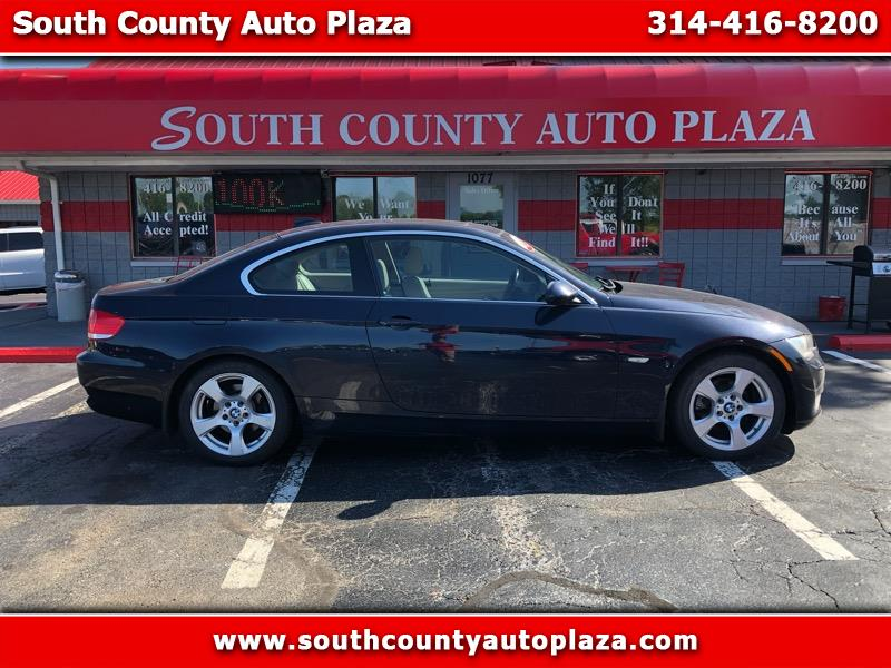 2007 BMW 3-Series 328i xDrive Coupe