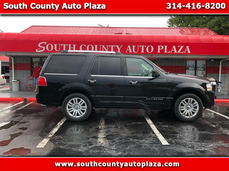 2013 Lincoln Navigator 4WD Ultimate
