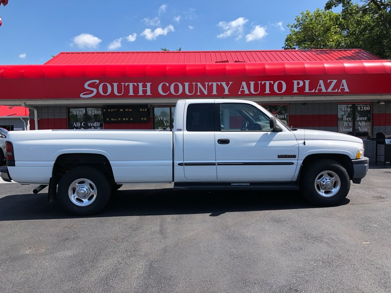 2000 Dodge Ram 2500 Club Cab Long Bed 2WD
