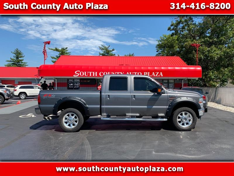 Ford F-350 SD Lariat SuperCab 4WD 2010