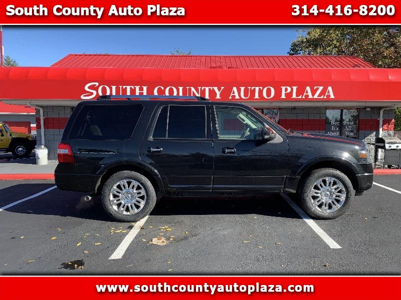 Ford Expedition 4dr Limited 4WD 2012