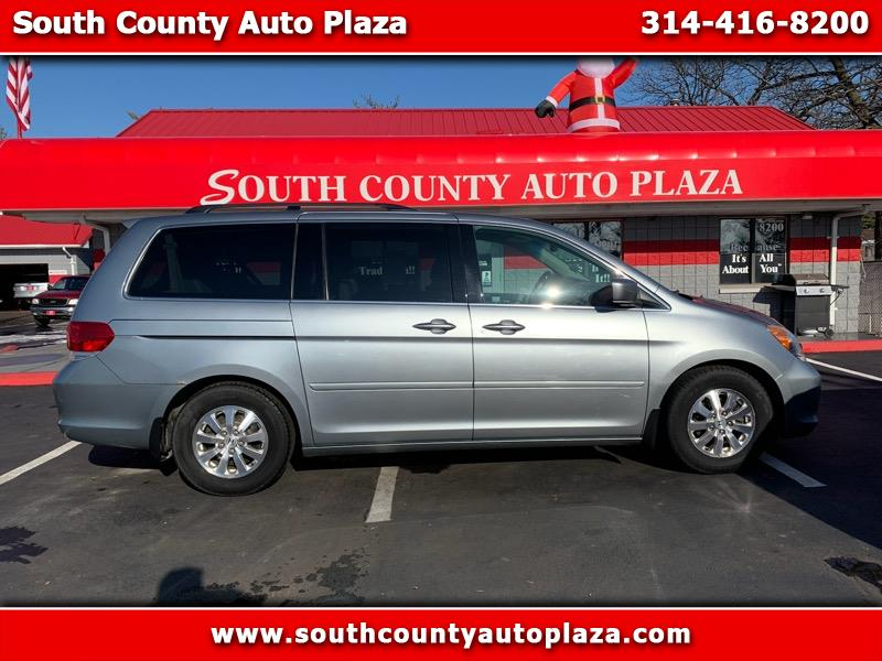 Honda Odyssey 5dr EX-L w/Navigation/Leather 2008