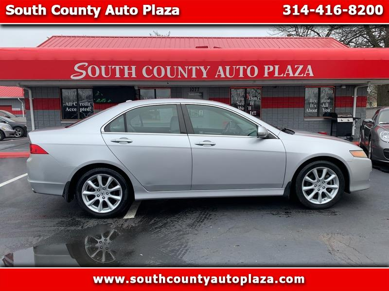 Acura TSX Special Edition 5-Spd AT 2008