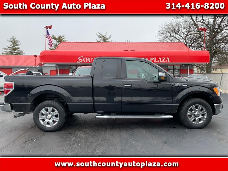Ford F-150 XLT SuperCab 6.5-ft. Bed 2WD 2010