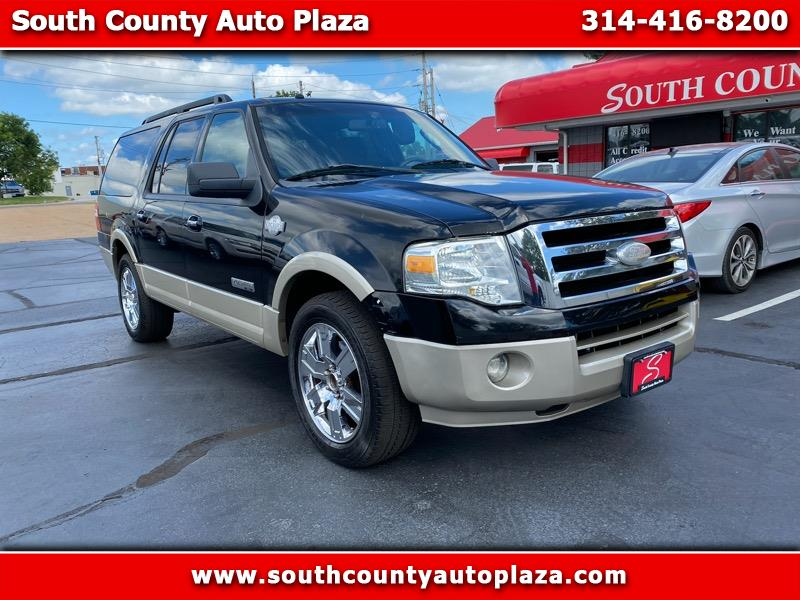 Ford Expedition 4dr King Ranch 4WD 2008
