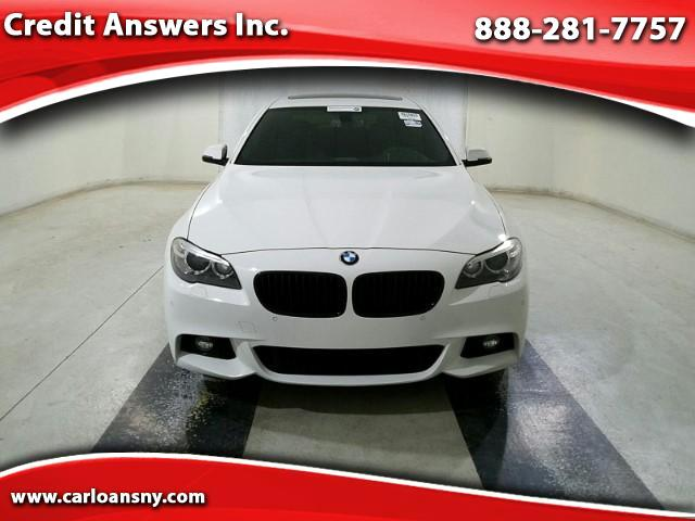 2014 BMW 5-Series 535i xDrive