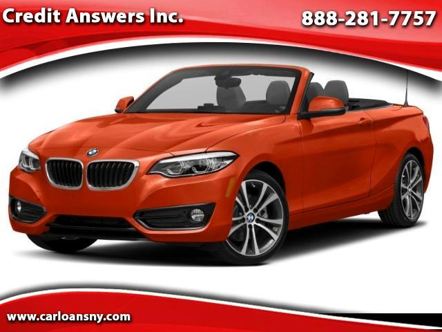 2018 BMW 2-Series 230i xDrive Convertible