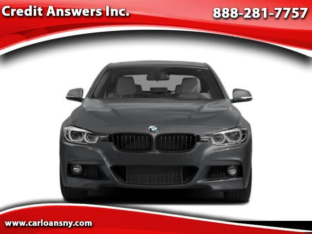 2018 BMW 3-Series 340i xDrive Sedan