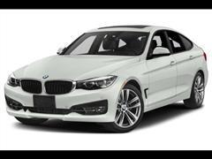 2018 BMW 3-Series Gran Turismo