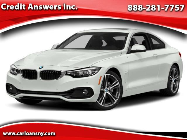2018 BMW 4-Series 430i xDrive SULEV Coupe