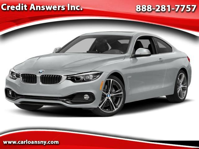 BMW 4-Series 440i xDrive coupe 2018